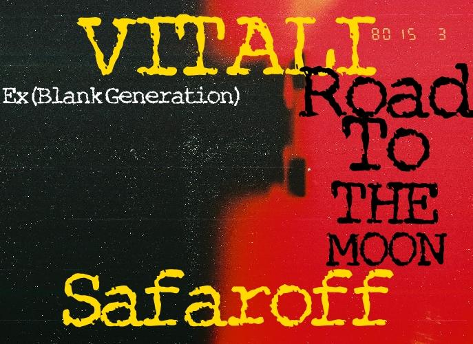 Vitaly Safaroff - Road To the moon (2017)