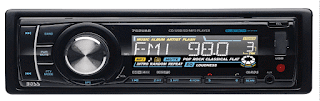 Stereo Mobil 8: BOSS AUDIO 752UAB Single-DIN CD,MP3 Player Receiver + Bluetooth + Detachable Front Panel + Wireless Remote