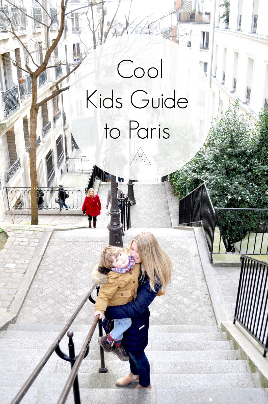Cool kids guide to paris