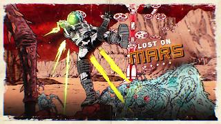 Firecry 5 Lost on Mars DLC Wallpaper