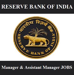 Reserve Bank of India, RBI, Manager, Assistant Manager, Post Graduation, freejobalert, Sarkari Naukri, Latest Jobs, Bank, rbi logo