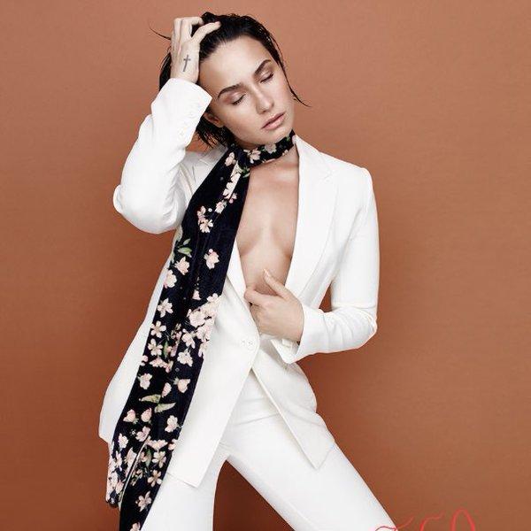 """Demi Lovato confiesa su mal comportamiento en el pasado: """"era una vaca""""."""