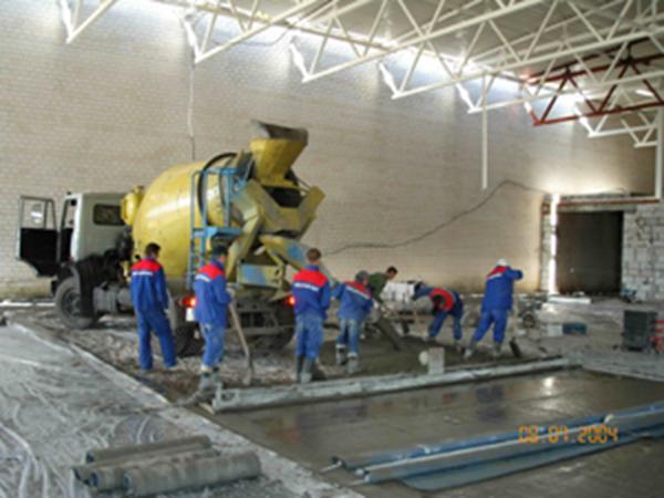 Tri Mix Concrete : Tremix flooring procedure thefloors