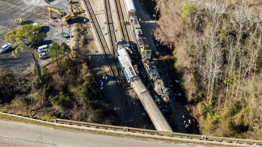 What's going on with Amtrak? Few passengers killed on trains, but high-profile crashes spark concerns