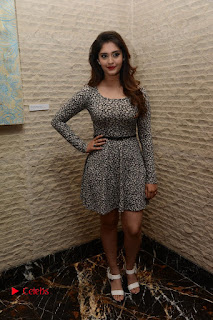 Actress Shurabhi Pictures in Short Dress at Vivo Global's V5 Smartphone Launch  0034