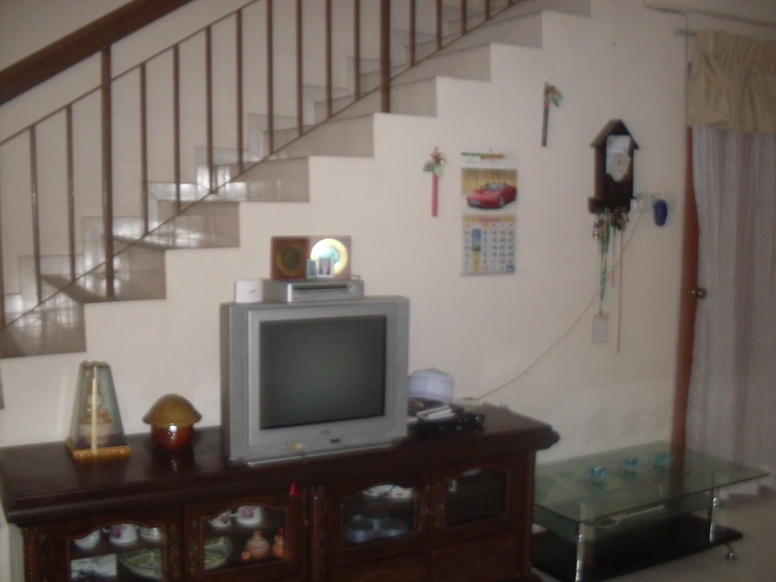 Cara Menghias Ruang Tamu Rumah Teres 2 Tingkat Desainrumahid Com