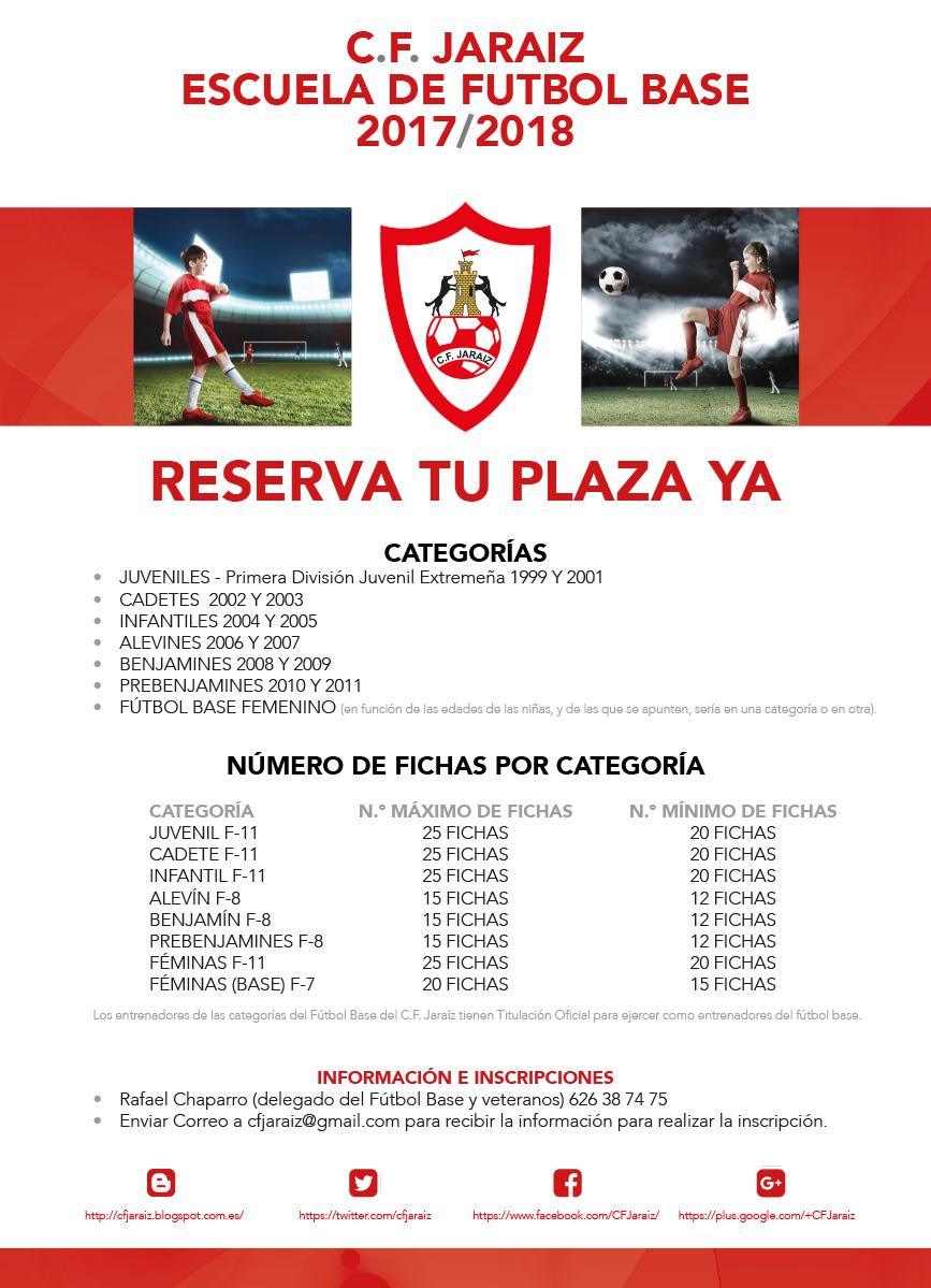 Gran acogida de la Escuela de Fútbol Base de Jaraíz en su primer mes de vida