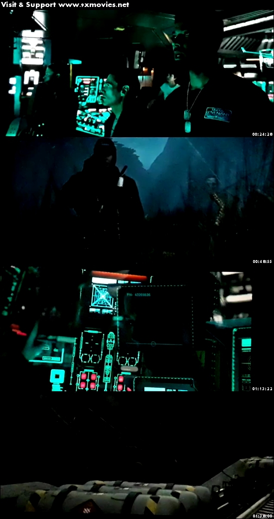 Alien Covenant 2017 English 720p HDCAM