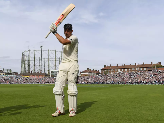 alastair cook retirement