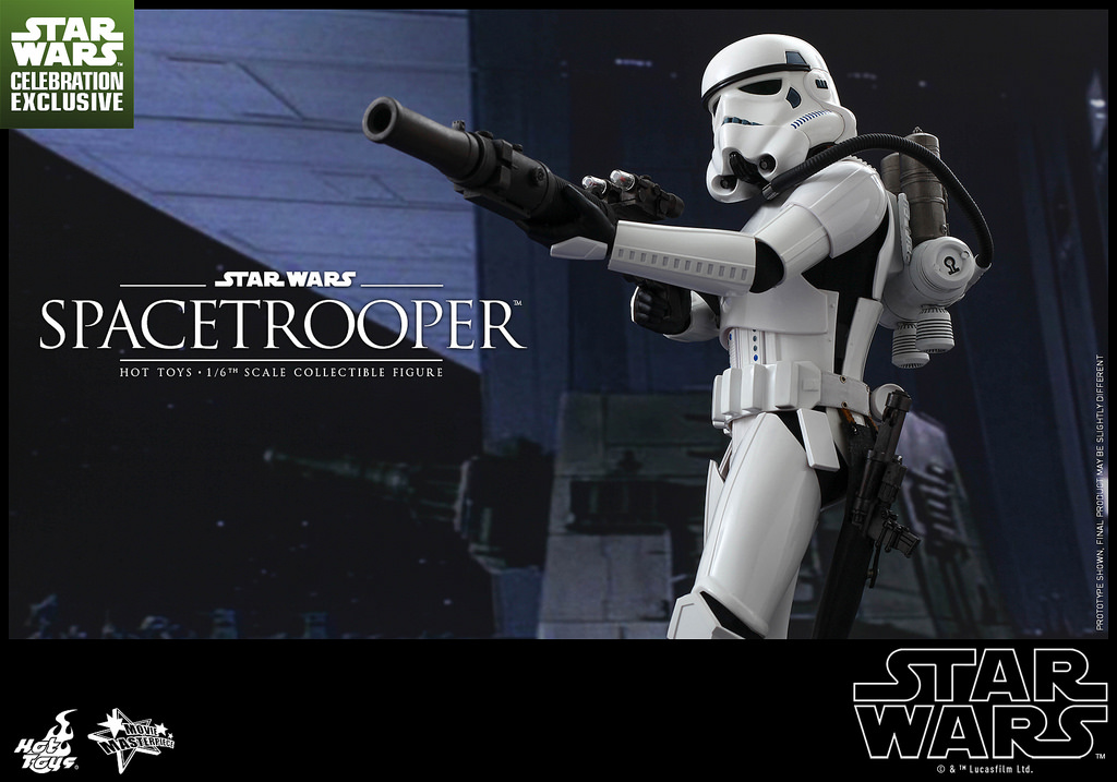 Star Wars Spacetrooper