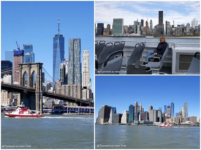New York - Uptown Manhattan   Reisen   USA   Städtetour   Citytrip   NYC Ferry