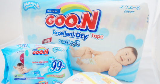 Aud-Motherhood | Goo.N Baby Diaper X Lazada Big Baby Fair