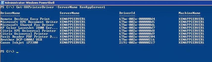 IT Professional: Citrix XenApp 6 5 : Part 16 Printing