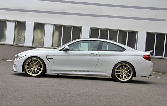 2017 BMW M4 CRT by Alpha-N Performance Review