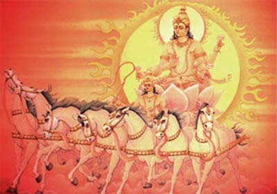 Surya Puja and Festival in 2019