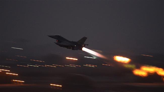 Fresh US-led strikes kill 10 Syrian civilians in Daesh-held Raqqah