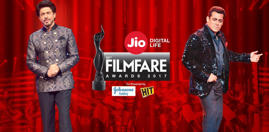 62nd Filmfare Awards 2017 Main Event Hindi 720p HDTV 1.3Gb