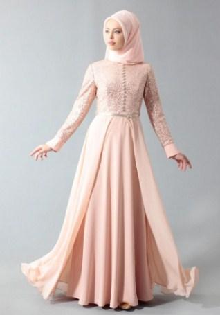 untuk wanita muslimah semakin cantik dan modis 34+ Contoh Model Dress Muslim Modern | Desain Cantik dan Modis