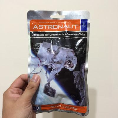 [太空食品] 當不了太空人 吃太空人食物總行了吧! IMG_4113