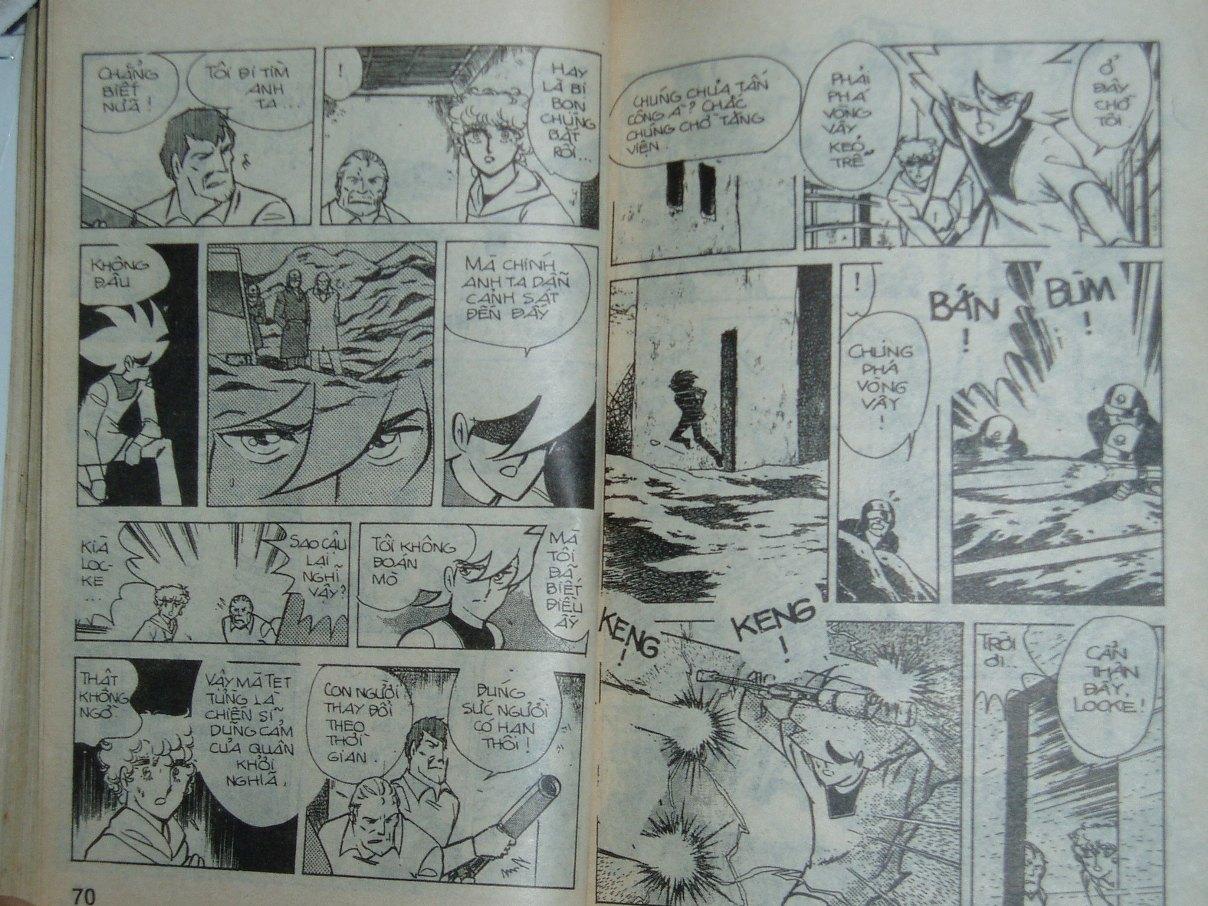 Siêu nhân Locke vol 03 trang 35