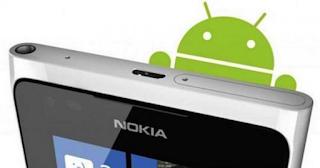 نوكيا تعمل على هواتف ذكية بنظام اندرويد Nokia Android 2016