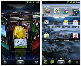 SPB Software 3D android launcher