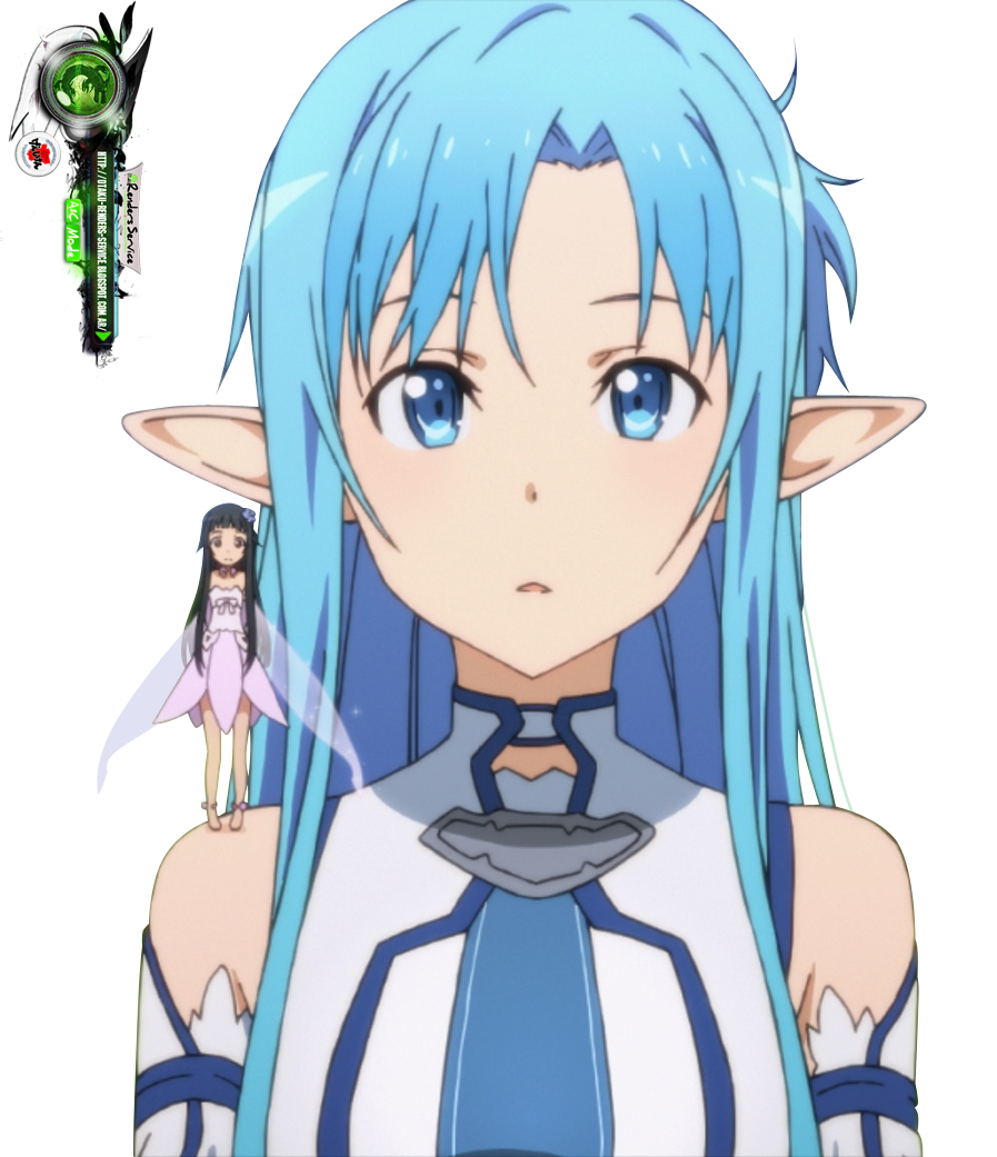 Sword Art Online:Asuna ALO Kakoiii Render | ORS Anime Renders