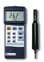 Harga DO Meter Dissolved Oxygen Lutron DO- 5510 Call 08128222998