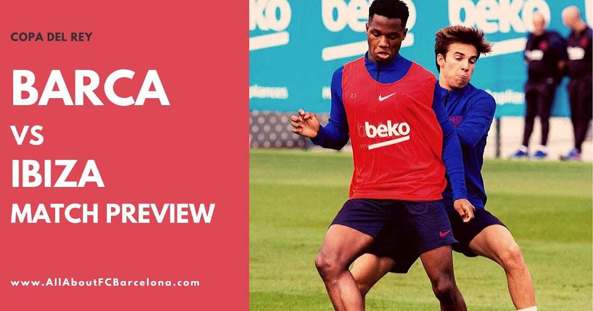 Barcelona vary of Upset in New Copa Del Rey Format