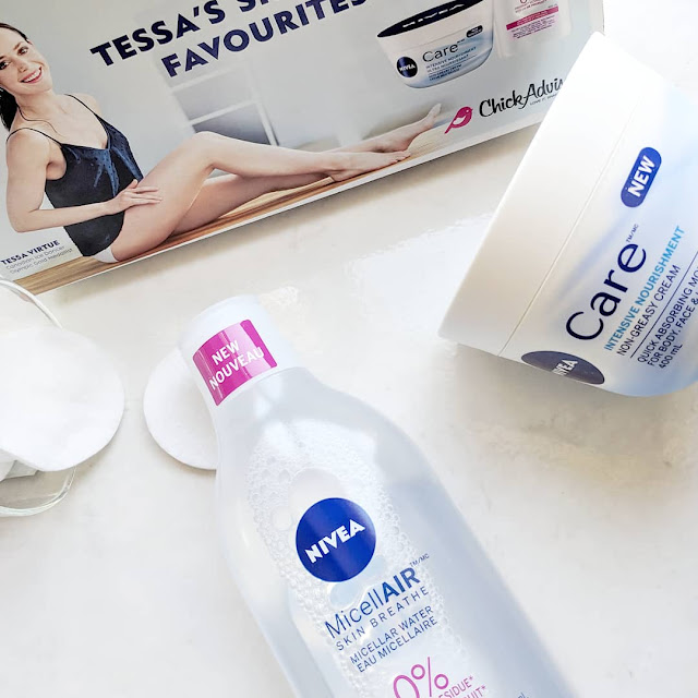 Nivea #TessaxNIVEA Skincare Reviews