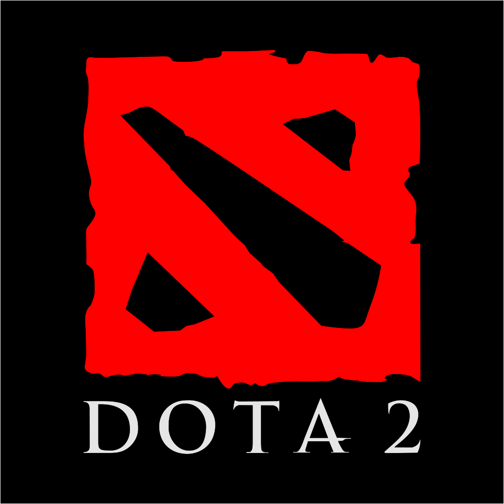 Dota 2 Logo Free Download Vector CDR, AI, EPS and PNG Formats
