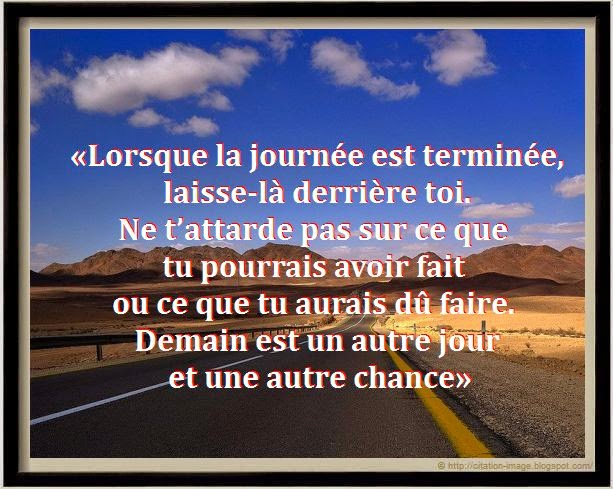 Citation d'avenir en image