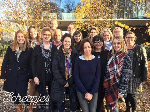 Scheepjes Bloggers Days 2016