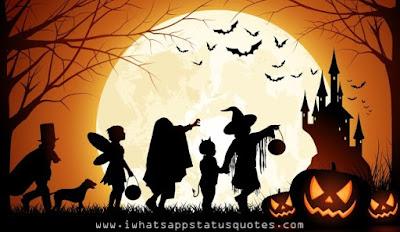 Happy Halloween Wishes 2017