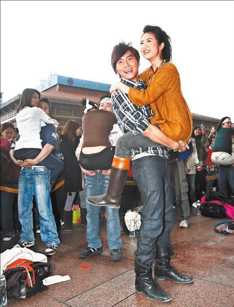 joe cheng and ariel lin relationship test