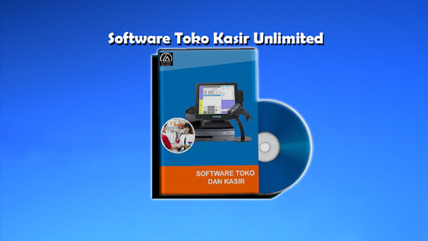 Software Toko Kasir Unlimited Full Version Gratis