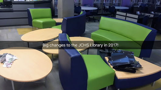 Cha Cha Cha Changes: In The JCHS Library