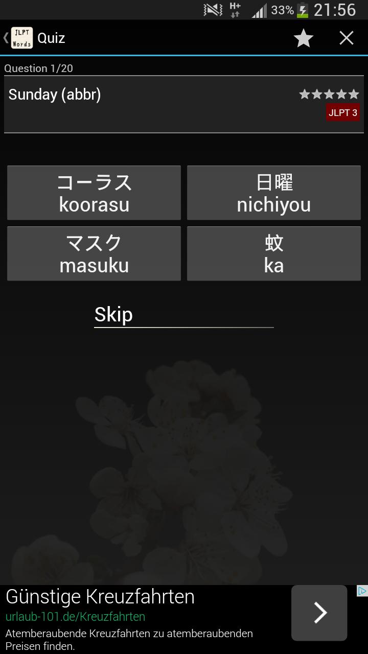 wichtige japanische sätze