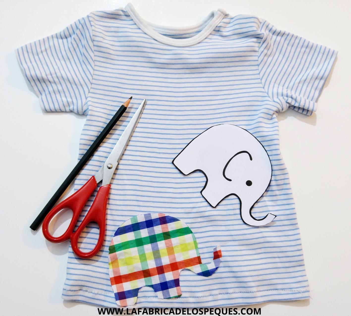 Ideas y manualidades para reciclar la ropa de beb la for Ideas para disenar ropa