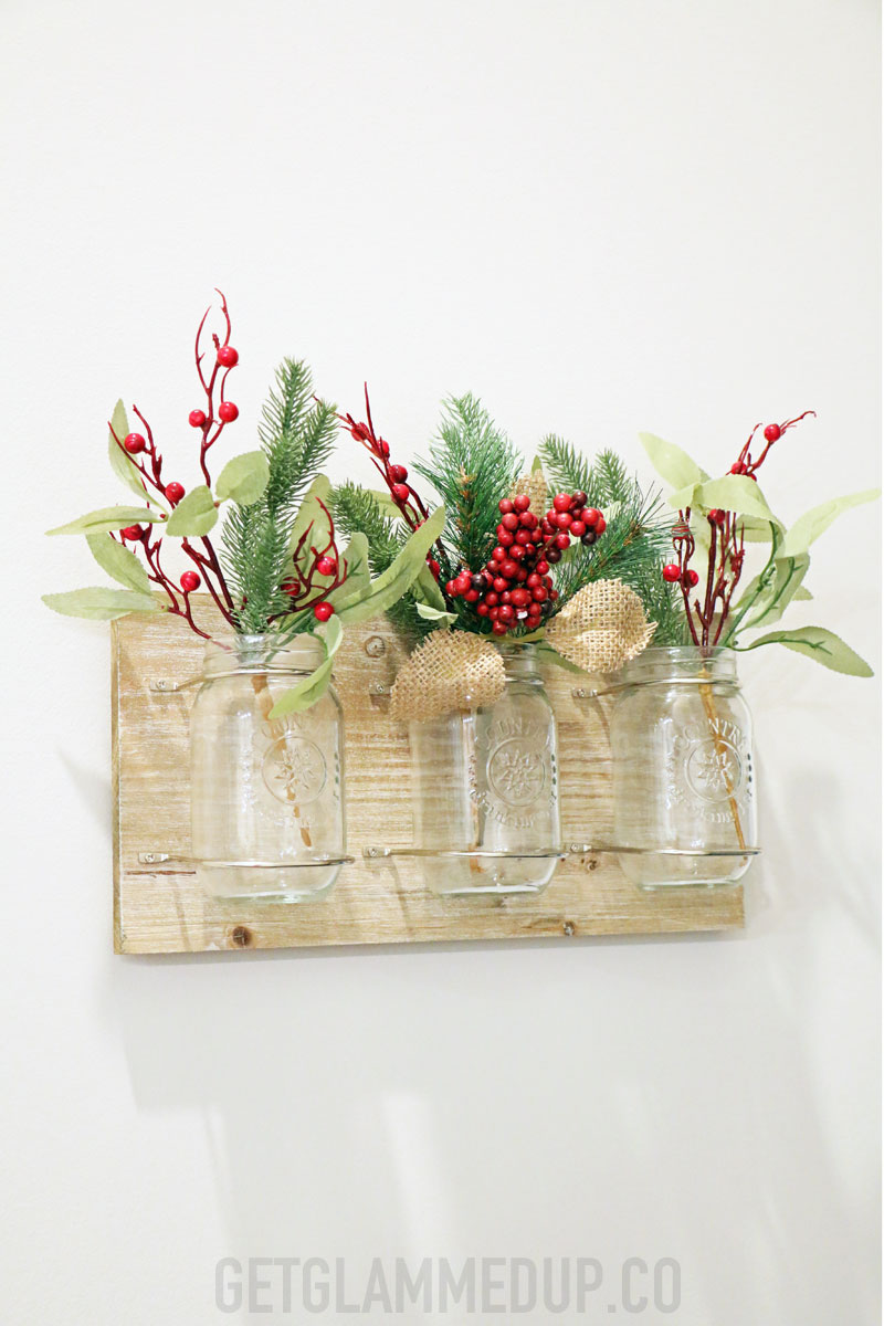 Farmhouse Christmas Florals