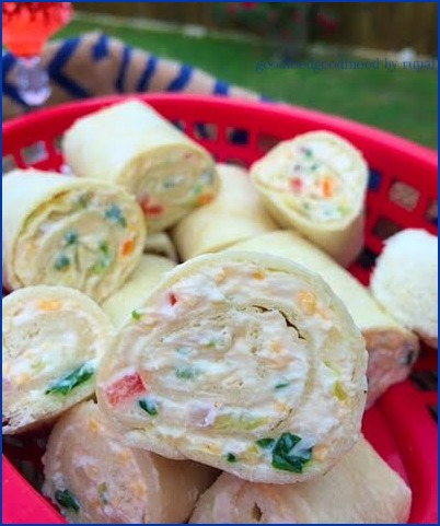 Good food good mood fiesta roll ups saturday april 16 2016 forumfinder Image collections