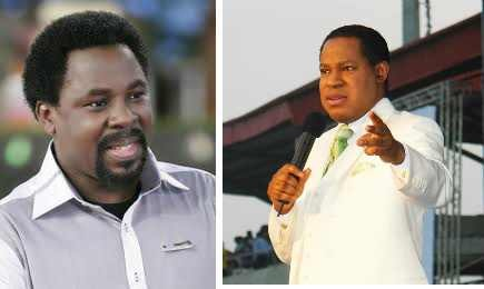 T. B. Joshua and Chris Oyakhilome Use Magic on Their Followers - Lagos Bishop Makes Shocking Allegations