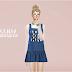 mesh shirts & 88 dress_메쉬셔츠 원피스_여성 의류