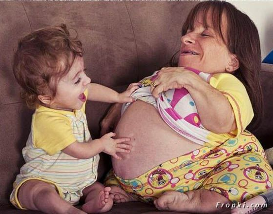 World's Smallest and Strongest Mother is Having Her 3rd Baby