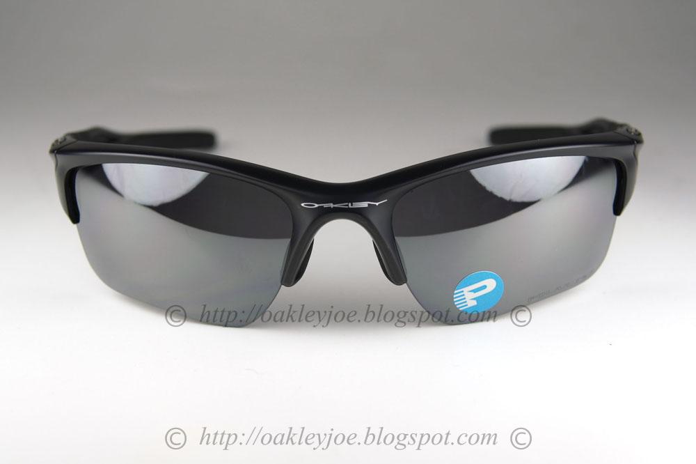 95876436da Oakley Half Jacket Black Iridium Polarized Lenses « One More Soul
