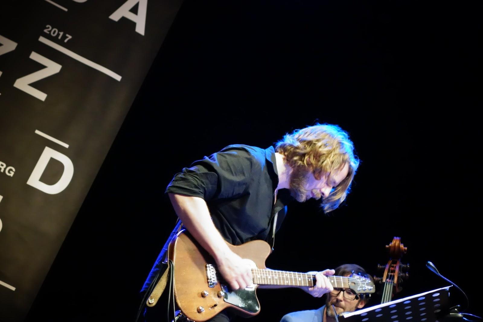 john patitucci electric guitar quartet go down moses