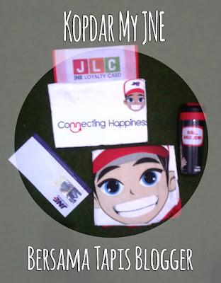 Cerita Seru Kopdar My JNE Bersama Tapis Blogger