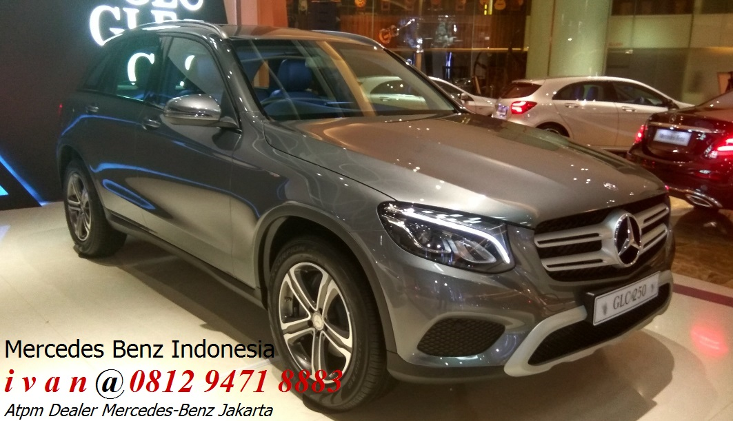 New glc 250 glc 250 exclusive ckd cbu 2017 dealer for Mercedes benz service b coupons 2017
