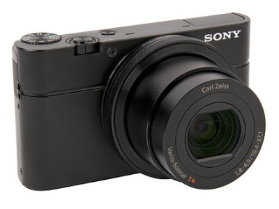 Sony Cyber-Shot DSC-RX100 Manual
