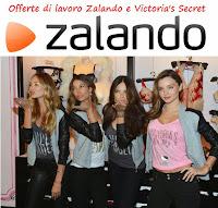 Offerte di lavoro Zalando e Victoria's Secret: dove inviare il CV